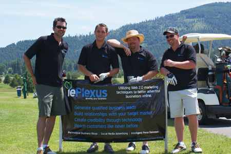 iePlexus Golf Team